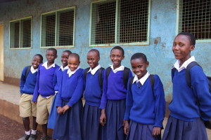 EEF Children of Magareza Primary School
