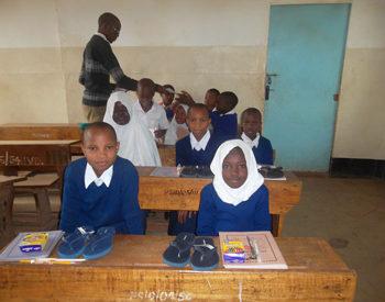 MOSHI PRIMARY SCHOOL